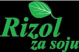 Logo Rizol za soju